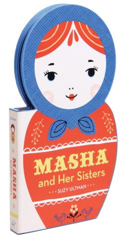Masha and Her Sisters by Suzy Ultman