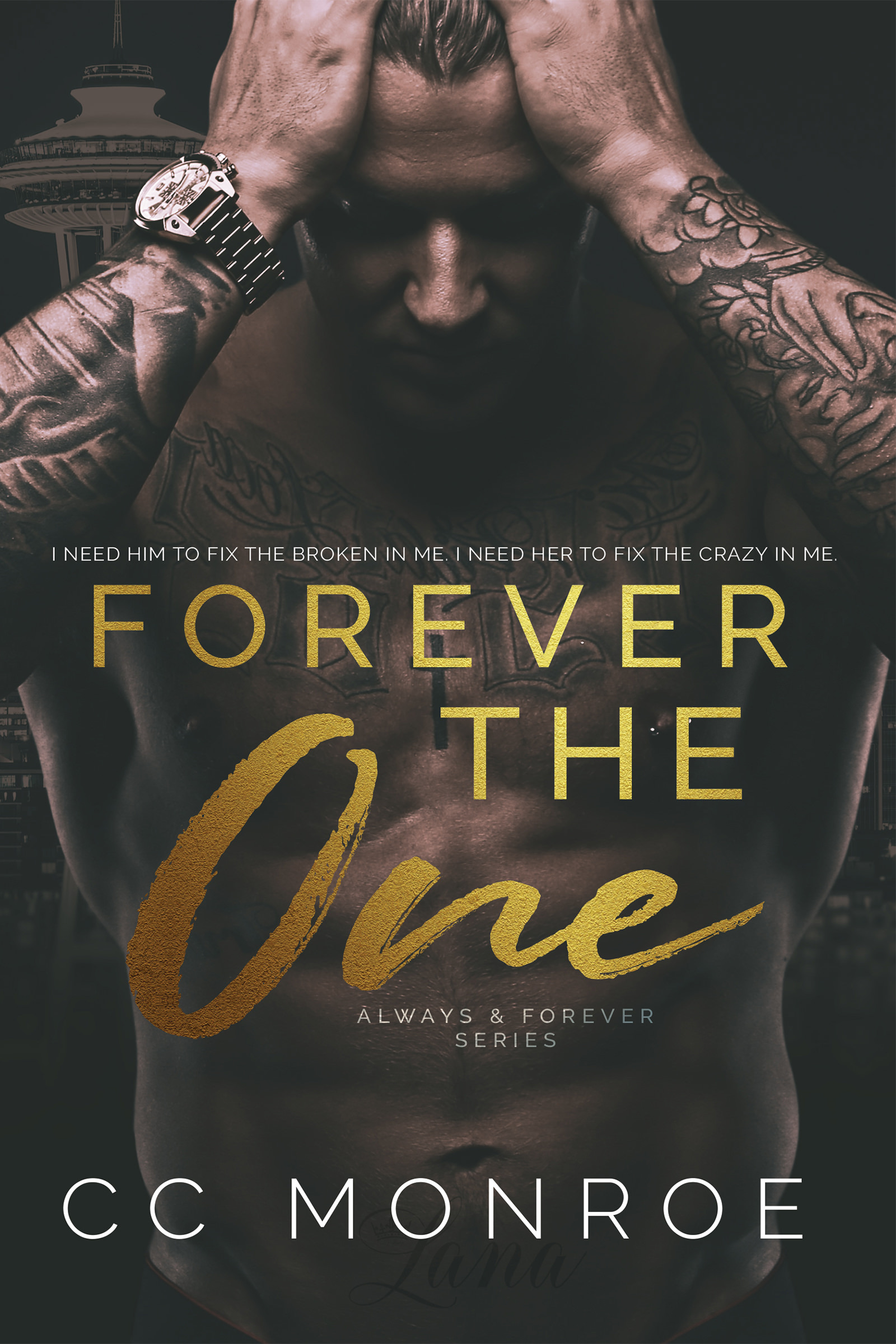 Forever the One  by  C.C. Monroe
