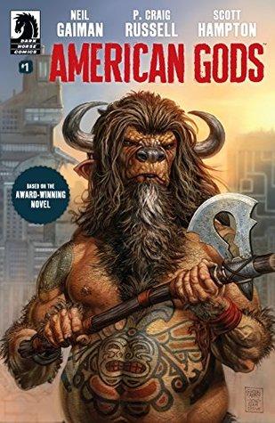 American Gods: Shadows #1 (Neil Gaiman's American Gods: The Shadows)