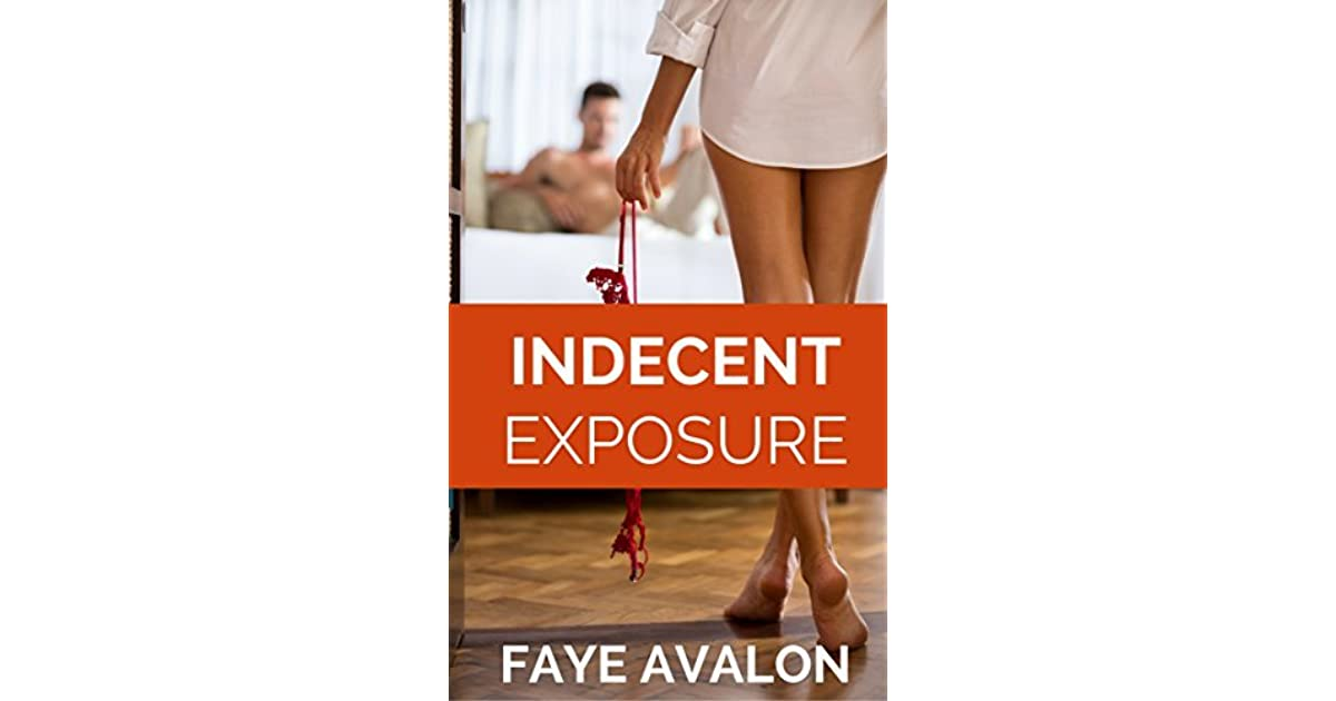 what does indecent exposure mean