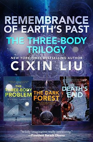 Remembrance of Earth's Past: The Three-Body Trilogy (Remembrance of Earth's Past #1-3)