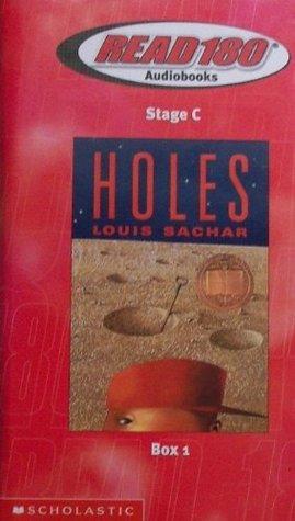 Holes (Stage C- Box 1) (Read 180 Audiobooks)
