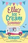 Ella's Ice-Cream Summer (The Ice-Cream Cafe, #1)