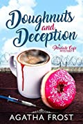 Doughnuts and Deception (Peridale Cafe Mystery #3)