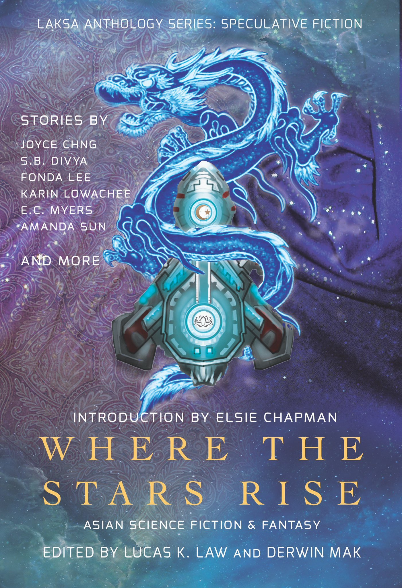 Where the Stars Rise: Asian Science Fiction and Fantasy by