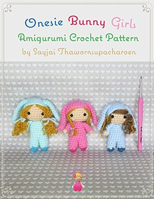 Next Free Pattern: Pink Little Lady - Sayjai Amigurumi Crochet ... | 412x318
