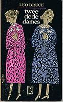 Twee dode dames (Carolus Deene, #8)