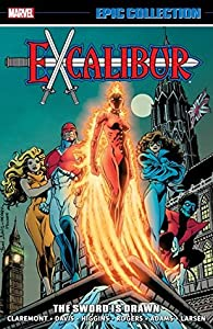 Excalibur Epic Collection Vol. 1: The Sword Is Drawn