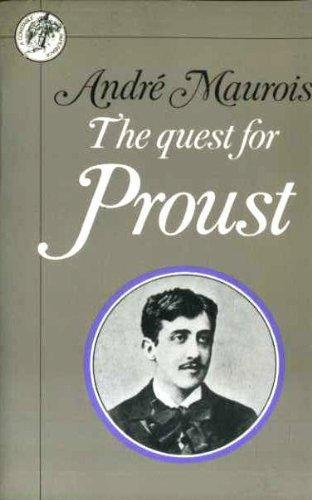 The Quest For Proust