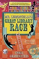 Mr. Lemoncello's Great Library Race (Mr. Lemoncello's Library, #3)
