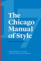 chicago manual of styles
