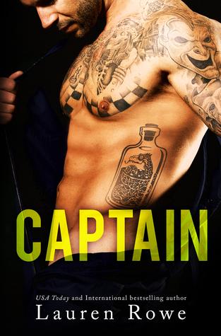 Captain (Morgan Brothers, #2)