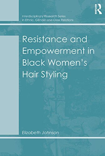 Resistance and Empowerment in Black Womens Hair Styling  by  Elizabeth Johnson