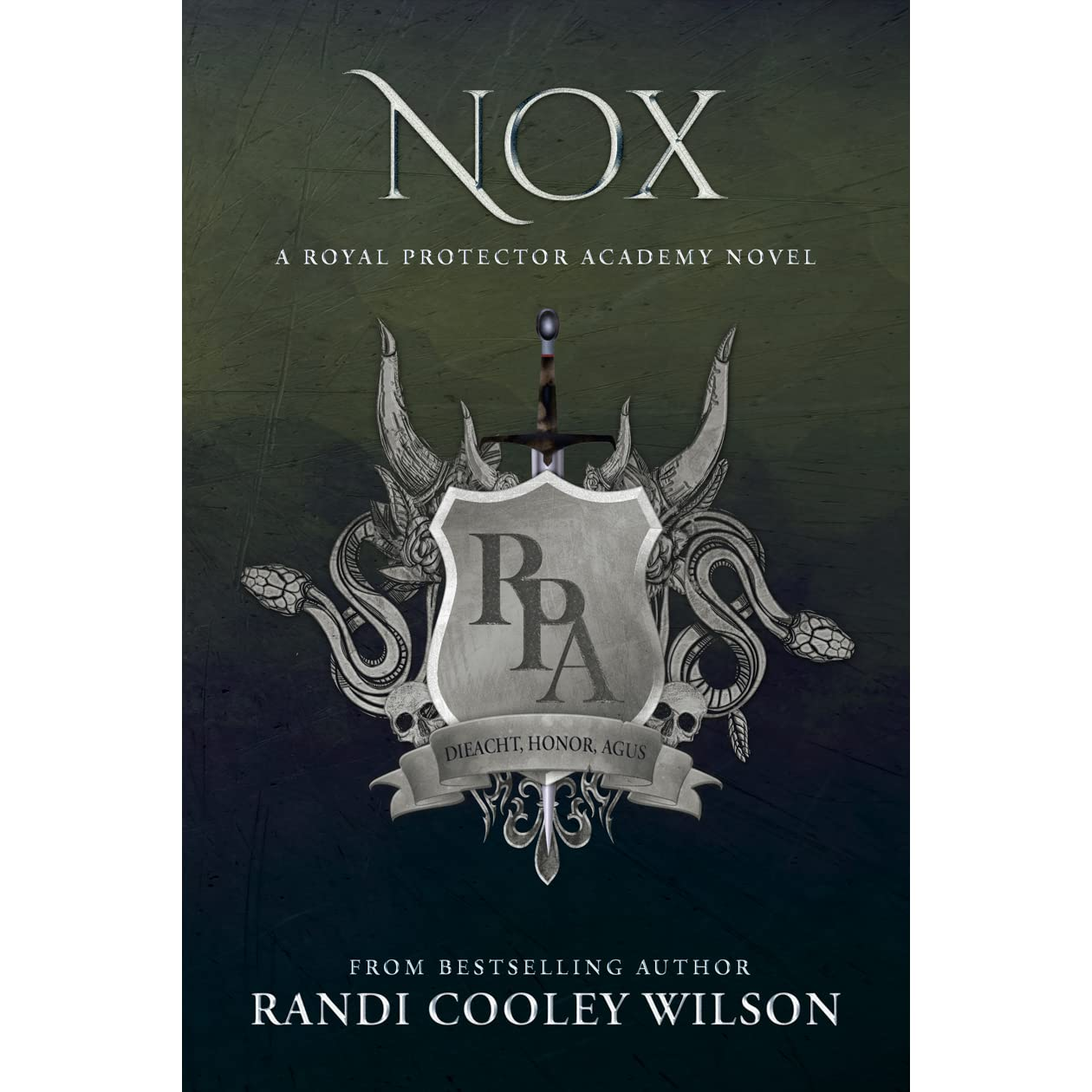 Nox (The Royal Protector Academy #3) by Randi Cooley Wilson