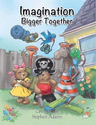 Imagination Bigger Together