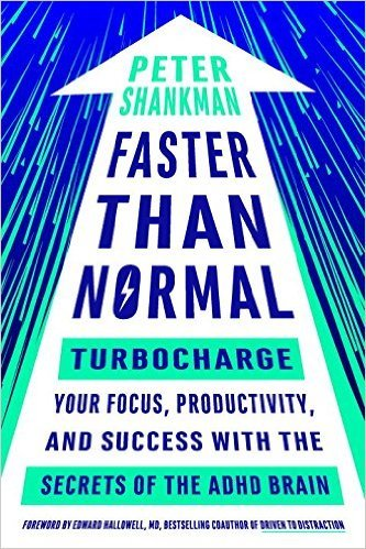 Faster Than Normal - Peter Shankman