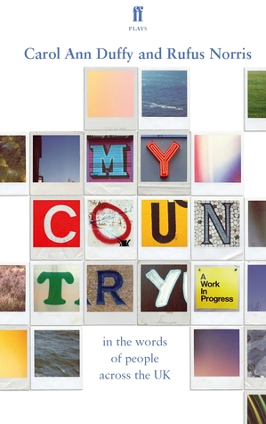 My Country; a work in progress: in the words of people across the UK