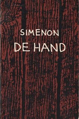 De hand Georges Simenon
