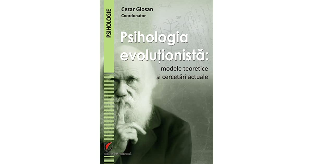 Psihologia evolutivă - Evolutionary psychology - crisan-boncaciu.ro
