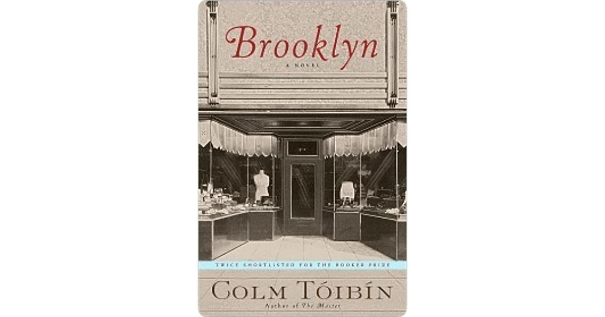 the concept of growing up in brooklyn a novel by colm toibin Some of the scenes the author paints to show facets of life in brooklyn in the 1950s are the description of how laundry was managed in the boarding house (page 58), how sales were conducted in a store (page 63), the mix of ethnicities at brooklyn college (page 82), selling nylons to black women (page 114), going to singing in the rain (page 143).