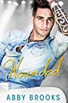 Book cover for Wounded (Brookside Romance, #1)