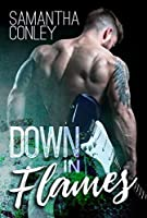 Down in Flames (Silver Tongued Devils, #1)