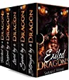 Exiled Dragons Books 1-5 (Exiled Dragons #1-5)