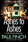Ashes to Ashes (DS Heckenburg, #6)