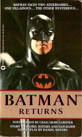 Batman Returns by Craig Shaw Gardner