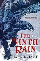 The Ninth Rain (The Winnowing Flame Trilogy #1)