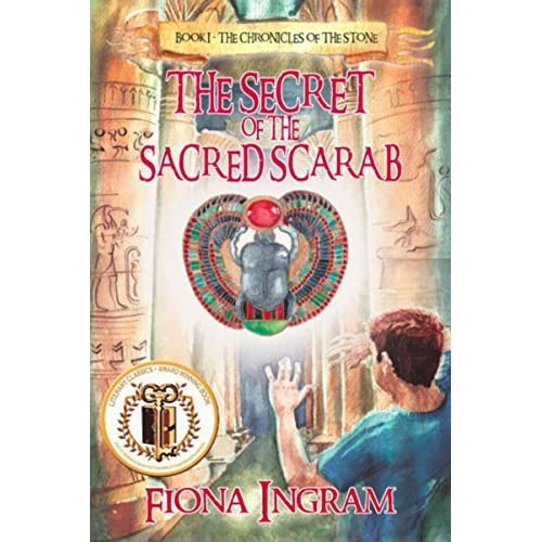 Why I Wrote The Secret of the Sacred Scarab