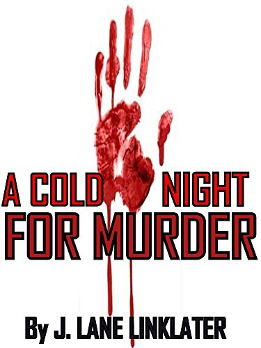 A COLD NIGHT FOR MURDER  by  J. Lane Linklater