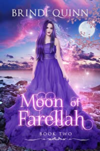 Moon of Farellah (Heart of Farellah, #2)