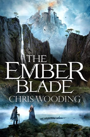 The Ember Blade (The Darkwater Legacy #1)