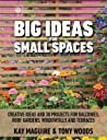 Big Ideas for Small Spaces: Creative Ideas and 30 Projects for Balconies, Roof Gardens, Windowsills and Terraces