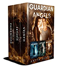 Guardian of the Angels Box Set, Books 1 - 3: Veined, Lethed & Phoenixed