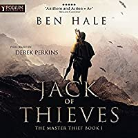 Jack of Thieves (The Master Thief Book 1)