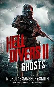 Ghosts (Hell Divers, #2)