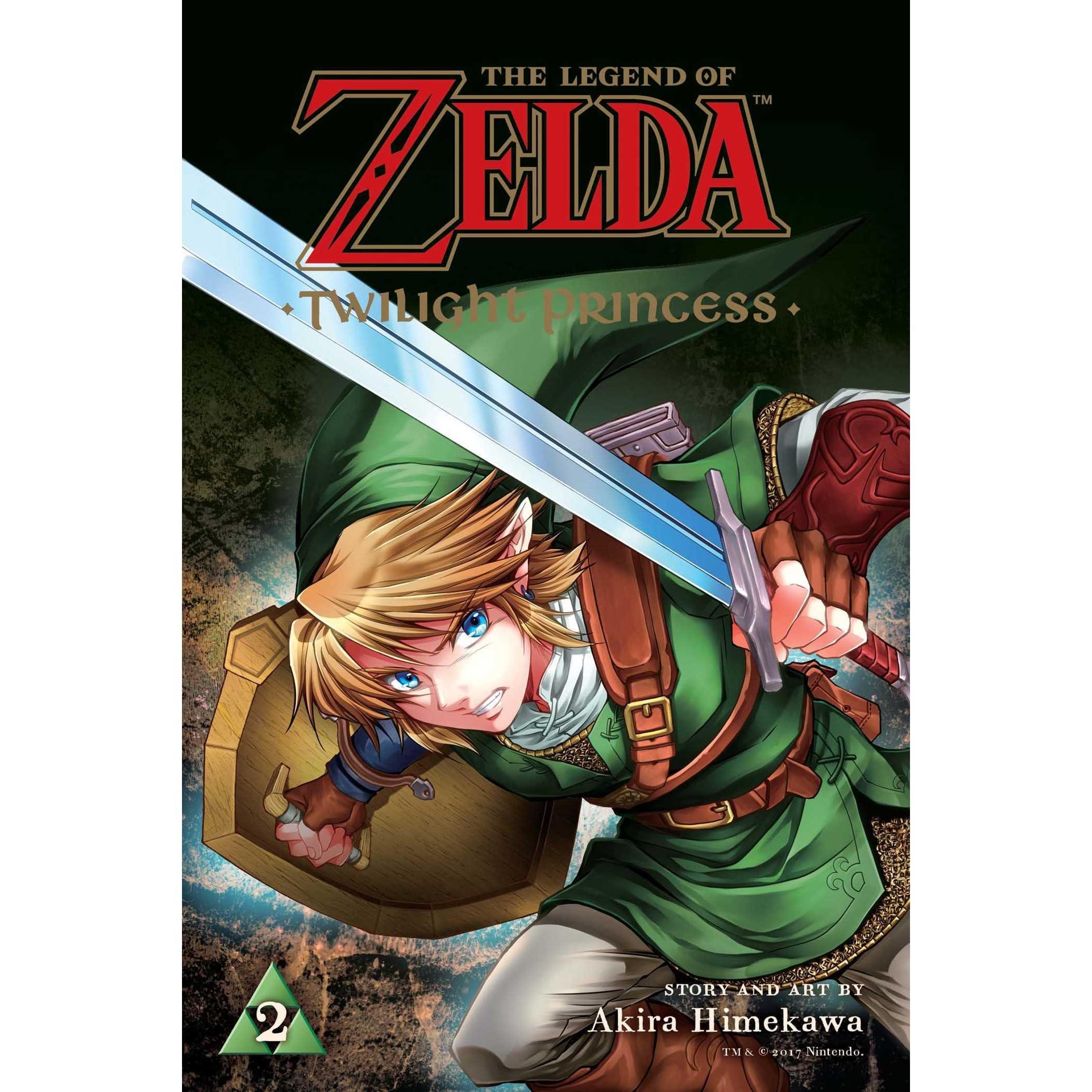 The Legend of Zelda: Twilight Princess, Vol  2 by Akira Himekawa