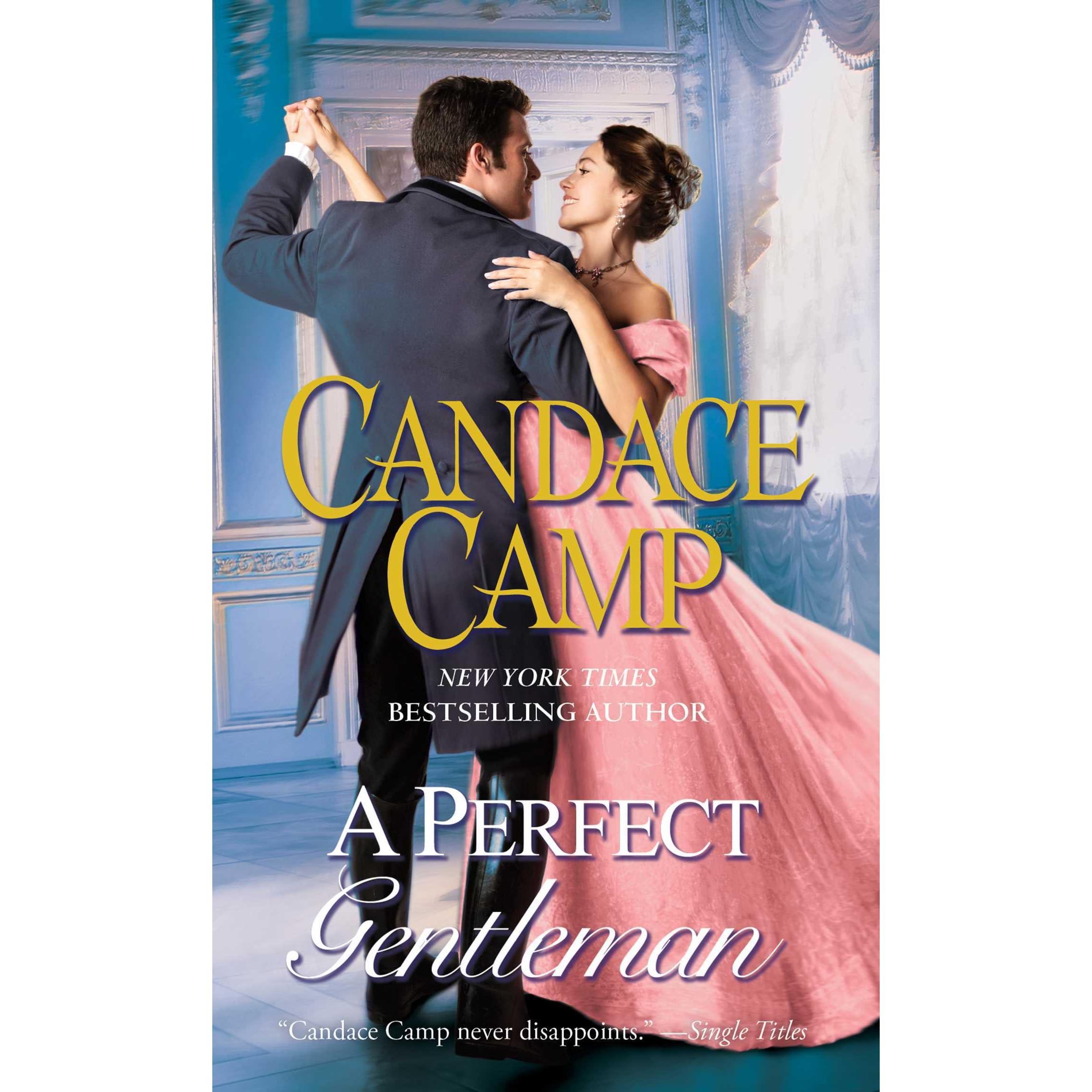 A Perfect Gentleman (Montclair-de Vere, #1) by Candace Camp
