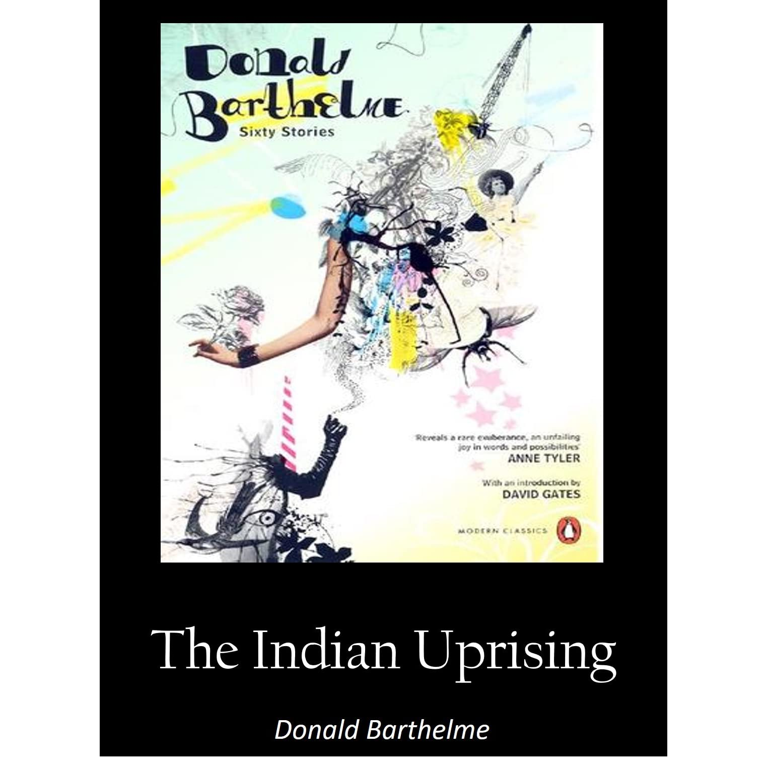 Image result for the indian uprising donald barthelme