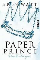 Paper Prince: Das Verlangen (Paper-Reihe, #2)