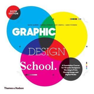 Graphic Design School by David Dabner