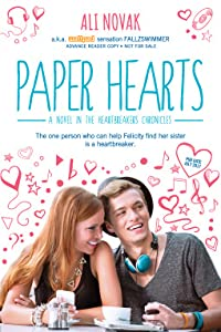 Paper Hearts (The Heartbreaker Chronicles, #2)