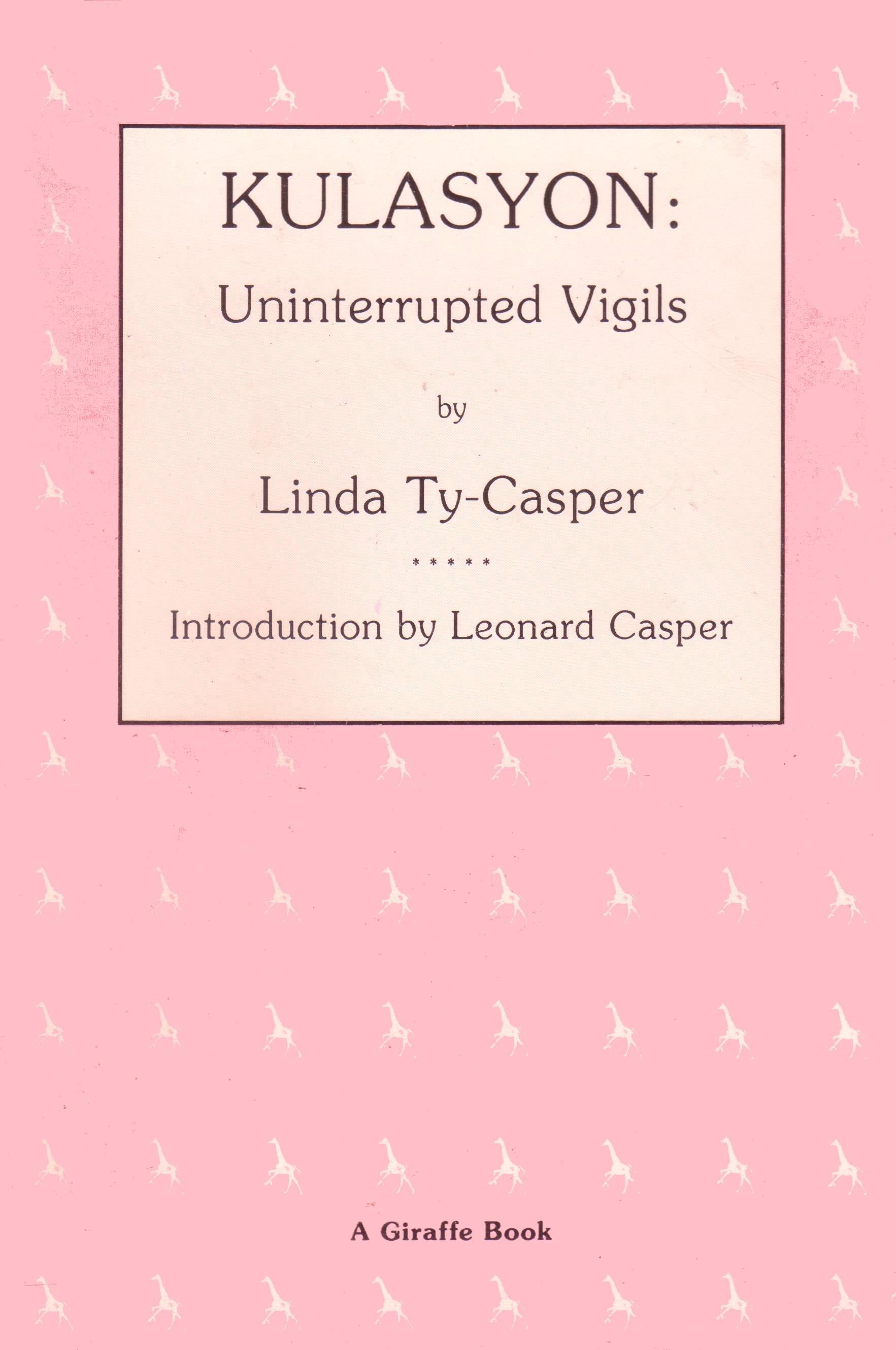 Kulasyon: Uninterrupted Vigils