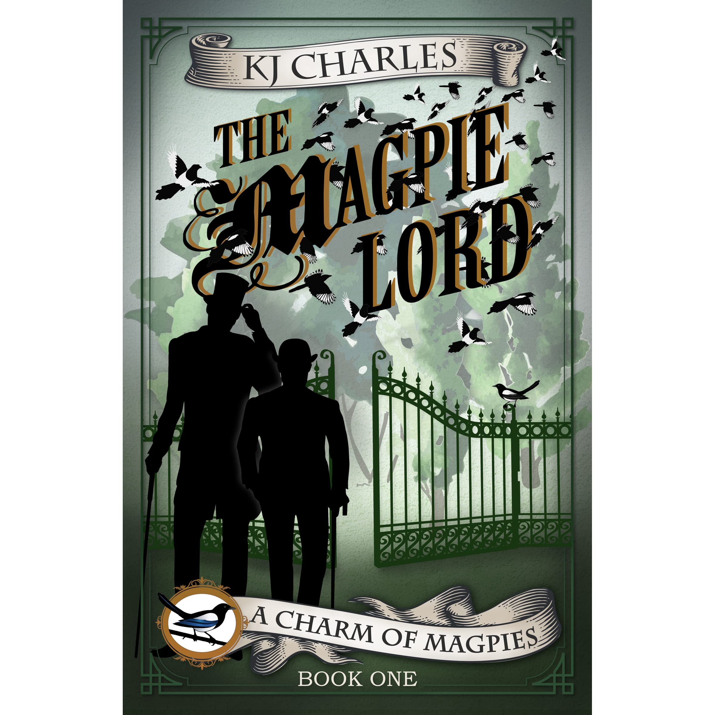 The Magpie Lord (a Charm Of Magpies, #1) By Kj Charles '�