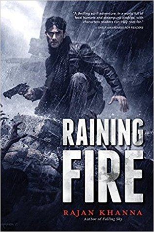 Raining Fire (Ben Gold #3)