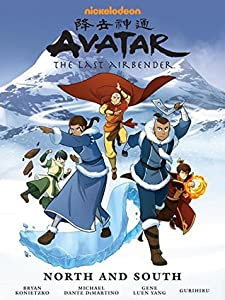Avatar: The Last Airbender: North and South (Avatar: The Last Airbender, #5)