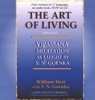 Art of Living - Audiobook (CDs)