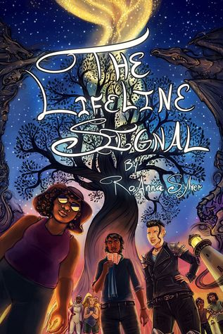 The Lifeline Signal (Chameleon Moon, #2) by RoAnna Sylver